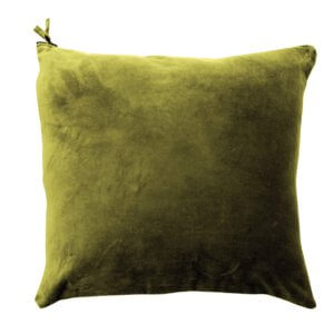 Henri Cushion Olive MA125 (cut out)