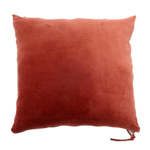 Henri Cushion Teracotta MA106 (cut out)